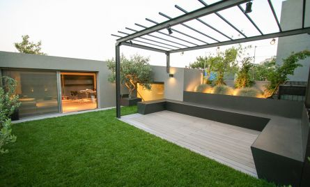 green roof gardens and rooftops